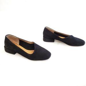 Corso Como Suede Betsie Loafers Size 9 M / EUR 40